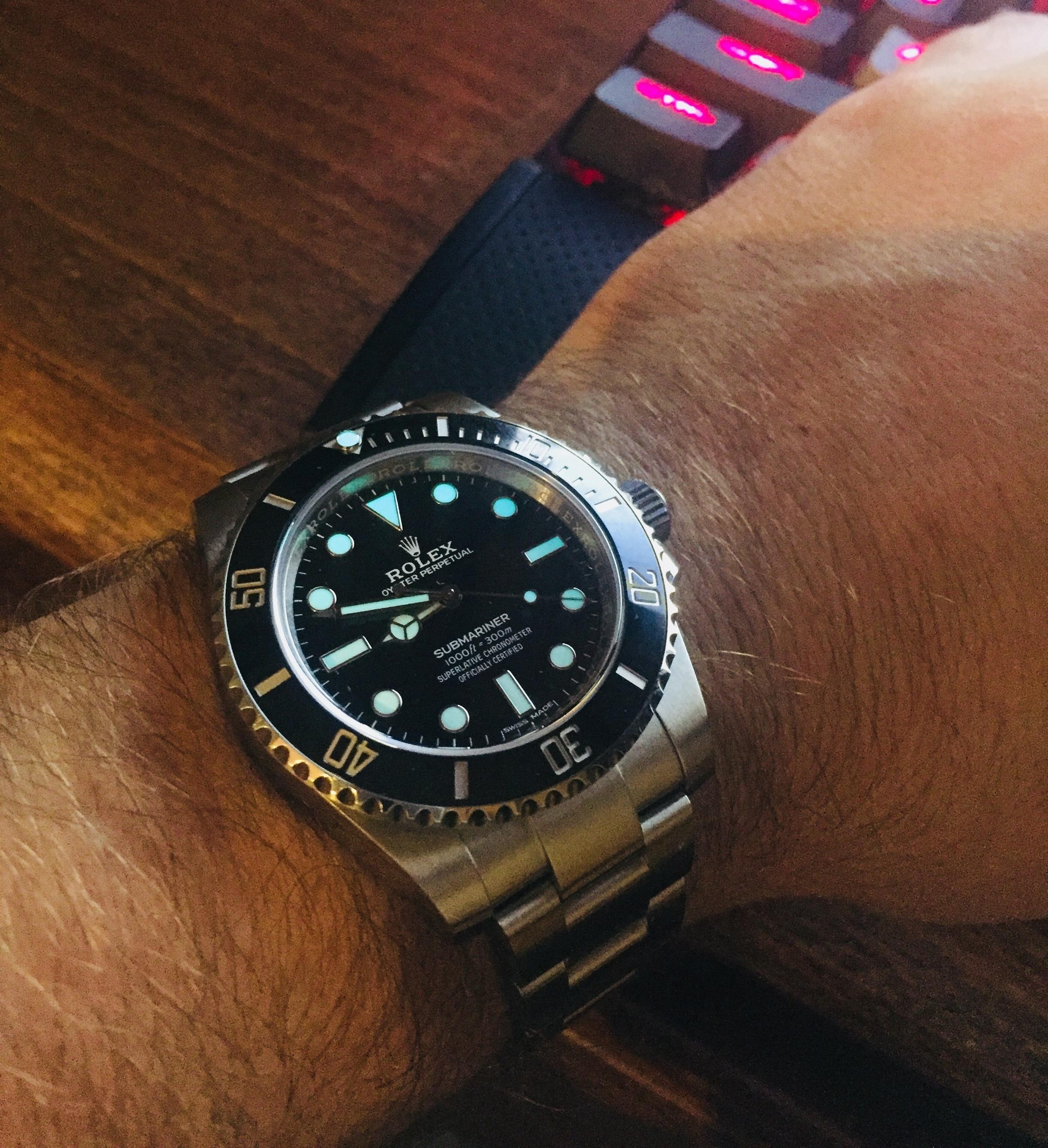Rolex Submariner No Date My First I Mean Second Luxury Watch Http Ift Tt 2hvqkf1 Rolex Submariner No Date Rolex Submariner Rolex
