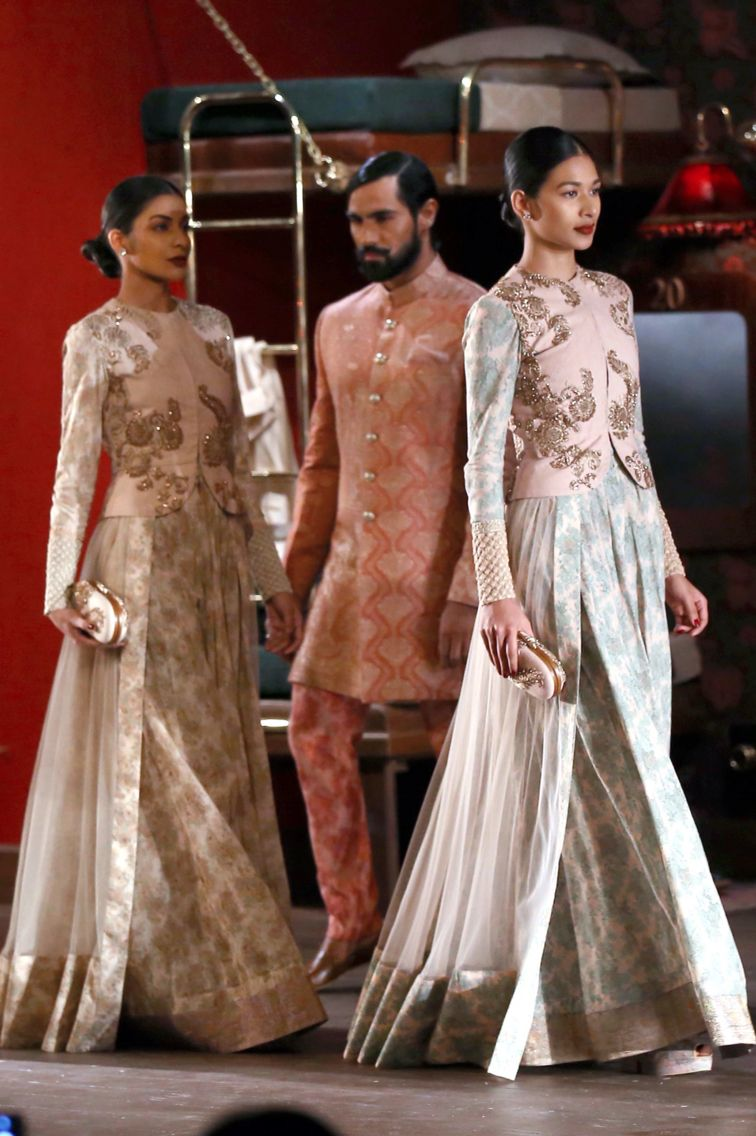 5391457fa2f Sabyasachi from one more angle Wedding Guest Style