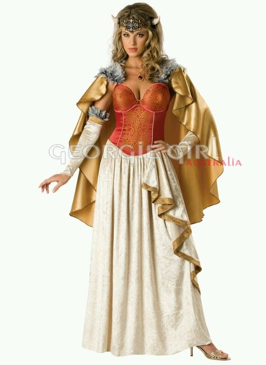 Viking Princess Costume Ideas Pinterest Vikings, Princesses - princess halloween costume ideas