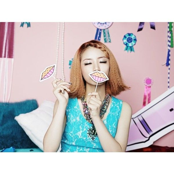 """Ladies' Code Back with """"Pretty Pretty"""" ❤ liked on Polyvore featuring ladies code"""