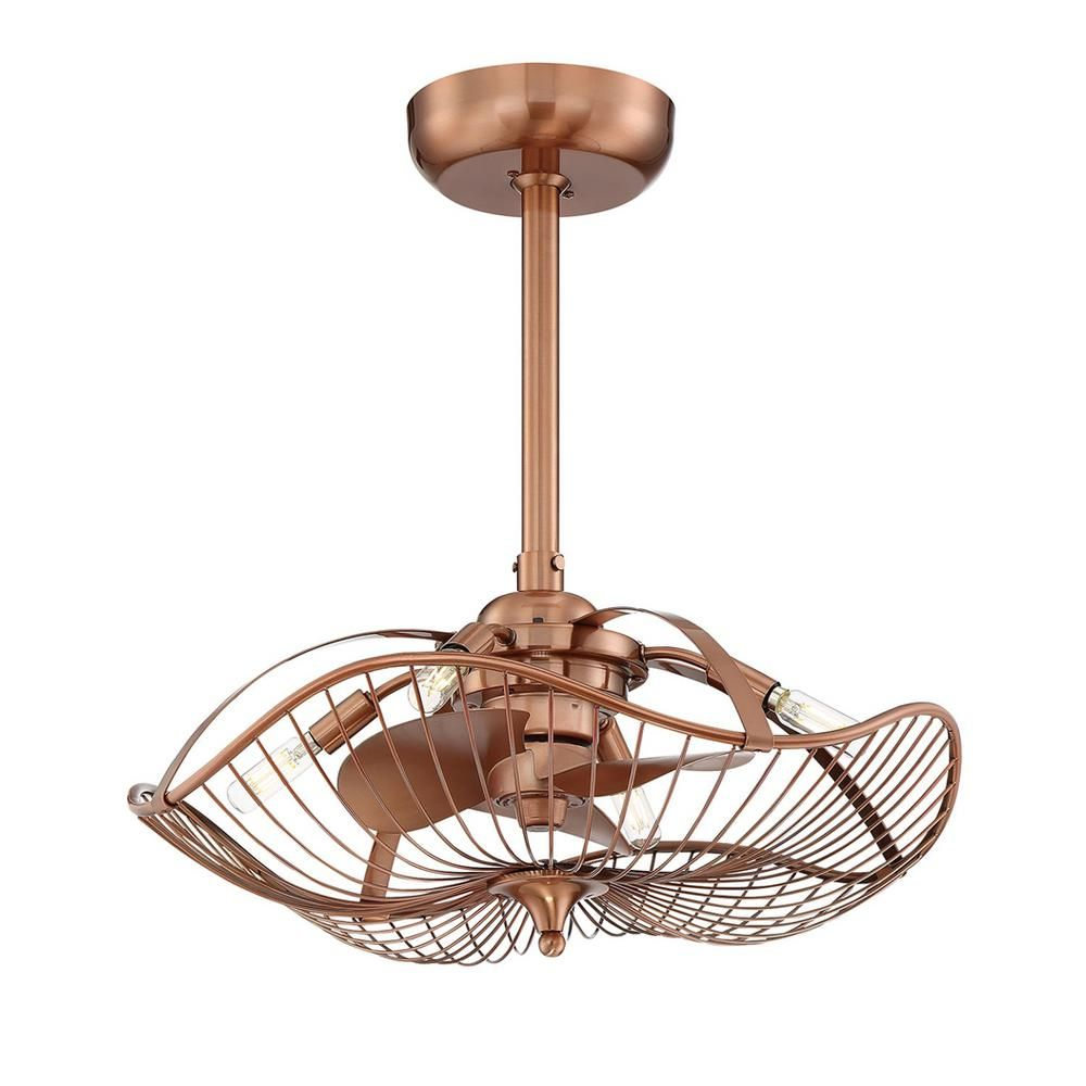 Fifth And Main Lighting Auri 22 25 In Indoor Rose Gold