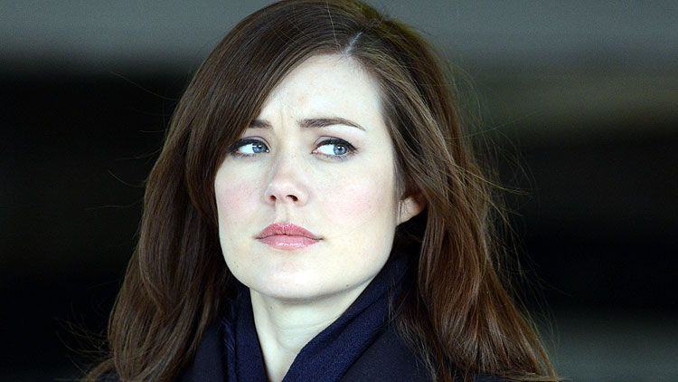 The Blacklist Season 1 Finale Megan Boone Promises A Full Blown