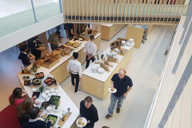 Découvrez le siège de ripe ncc à amsterdam #bureaux #architecture