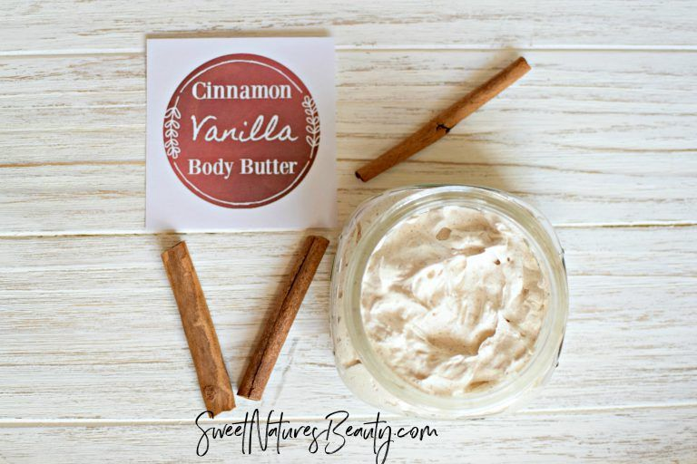 Vanilla Body Cream Recipe