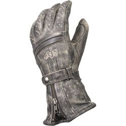 AJS Motorcycle Gloves Retro - Click here to enlarge