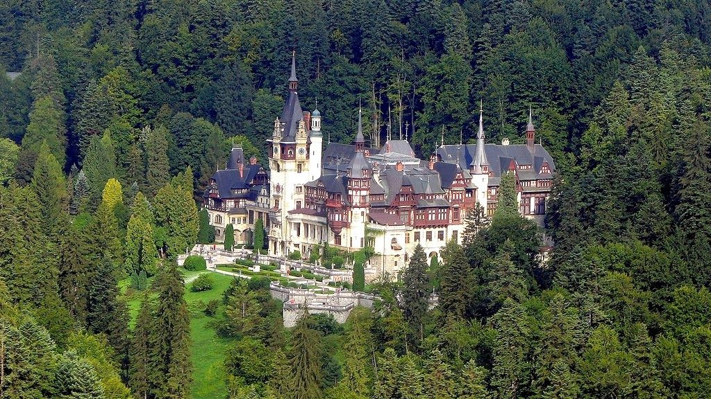 Castles in eastern europe romania most beautiful european palaces castles eastern europe - Most beautiful manors romania ...