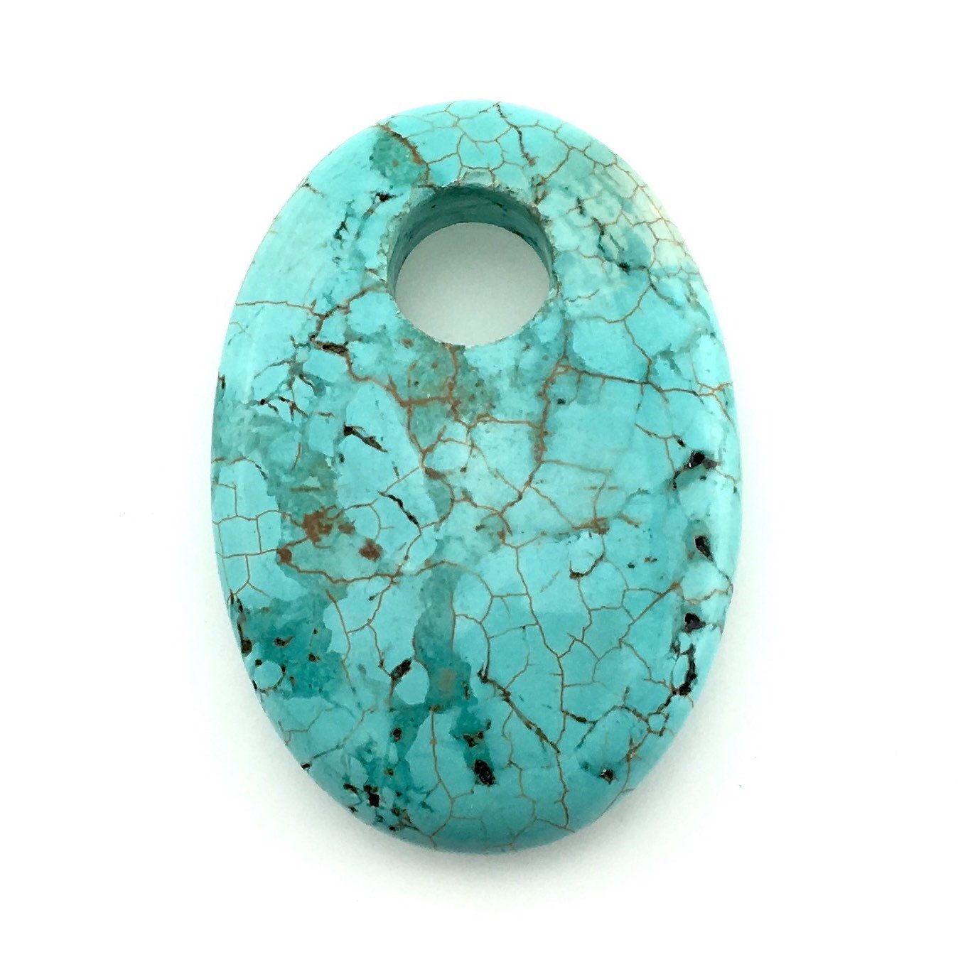 Turquoise jewelry turquoise pendant necklace mens turquoise turquoise jewelry turquoise pendant necklace mens turquoise pendant turquoise donut bead december birthstone oval turquoise pendant aloadofball Image collections