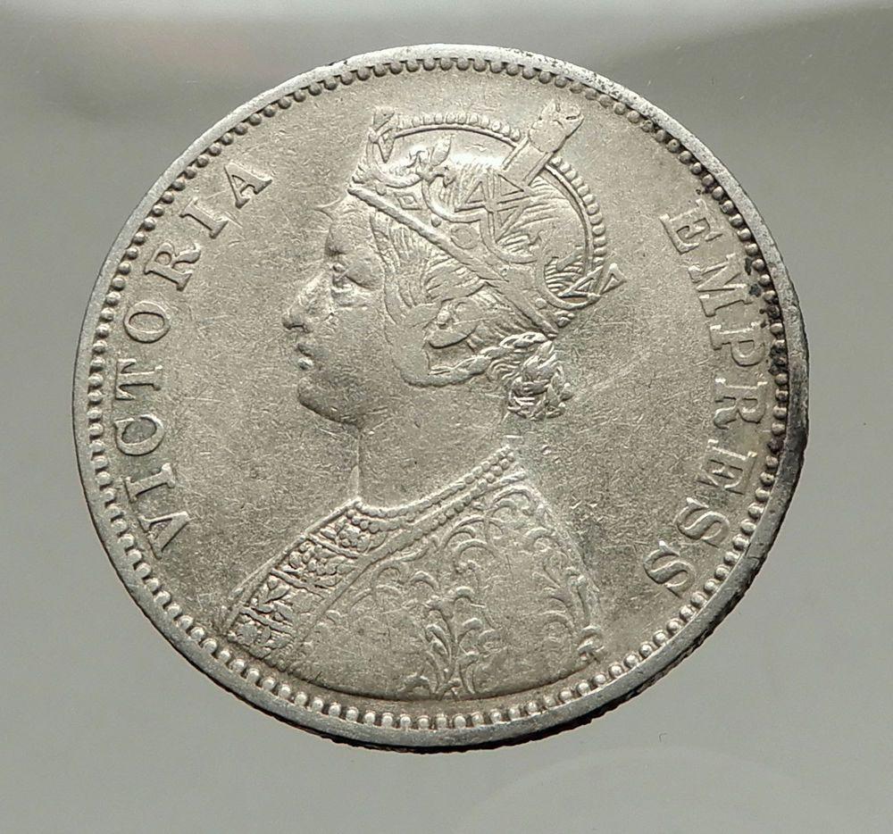 1880 INDIA under British United Kingdom QUEEN VICTORIA