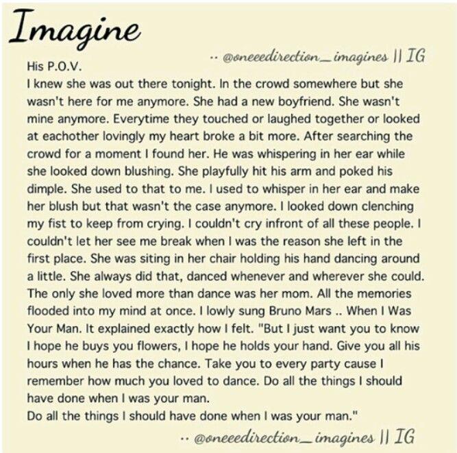 one direction imagines break up