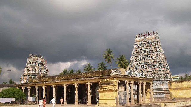 Thillai Nataraja Temple | Chidambaram, Tamil Nadu | South India