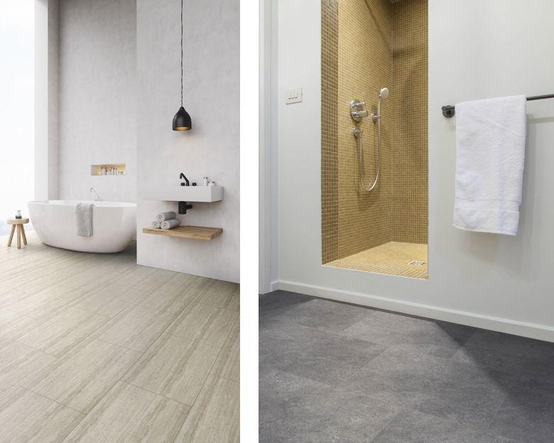 Polyester Badkamer Vloer : Vloer of je nu een vrijstaand bad hebt of je alleen beschikt over
