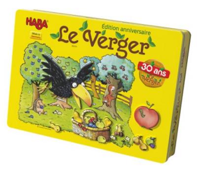 Une belle et grande boîte métal pour l'édition anniversaire de l'incontournable Verger, chez ...