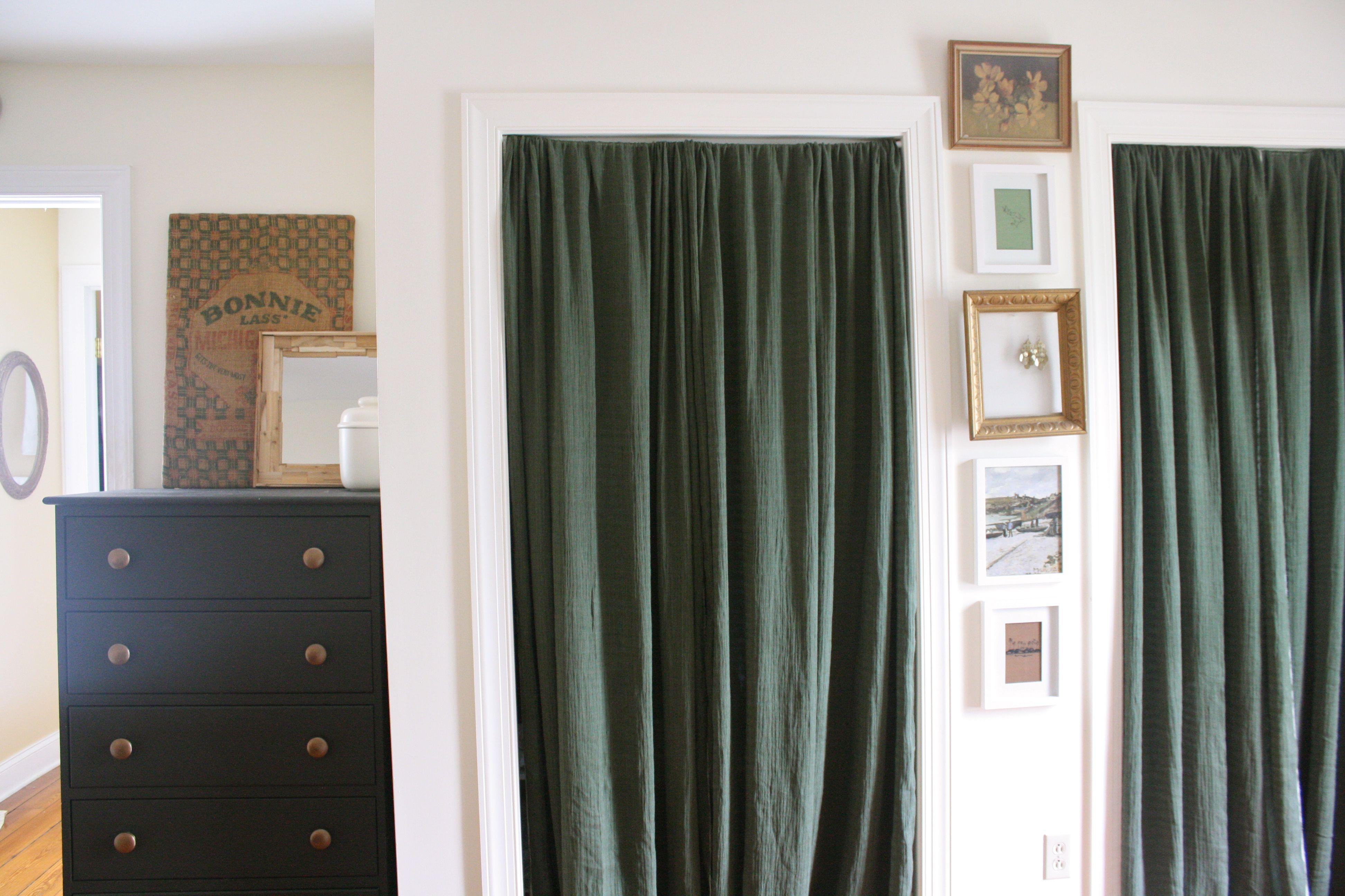 Tension Curtain Rods Ikea Closet Doors Bifold Doors Curtains