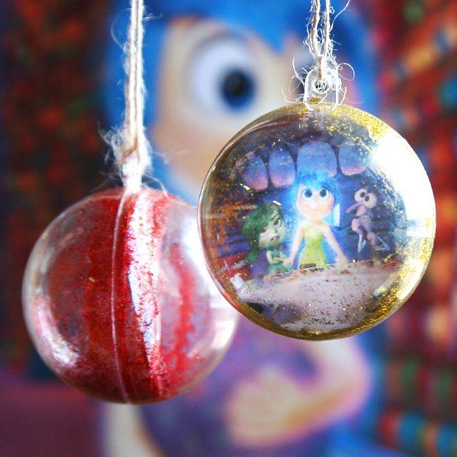 Inside Out Memory Orb Disney Inspired Disney Crafts Disney Diy Crafts