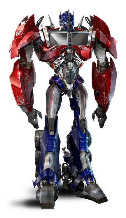 Transformers Prime The Animated Series I Love Robots