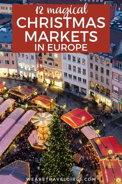 Find 12 of the best Christmas markets in Europe to make all of your Christmas dreams come true including the best Christmas markets in Germany, Belgium, Austria, France, Italy, Latvia, Scotland, Czech Republic, and Luxembourg. #christmasmarkets #europetravel | europe christmas markets bucket list | best christmas markets europe | christmas markets europe beautiful | europe christmas travel | best places to spend christmas in europe | best christmas destinations in europe