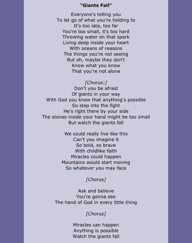 There Can Be Miracles Lyrics