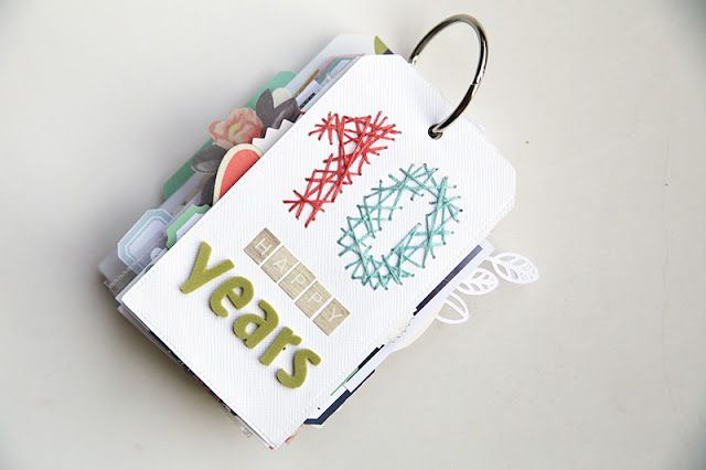FSN: Proyecto Crop Aniversario - Mini 10 Happy Years