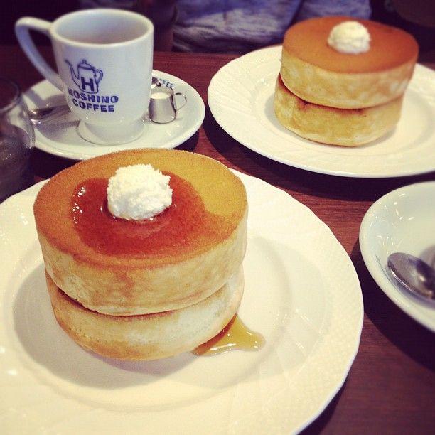 スフレパンケーキ!!! - @usansyokudo- #webstagram