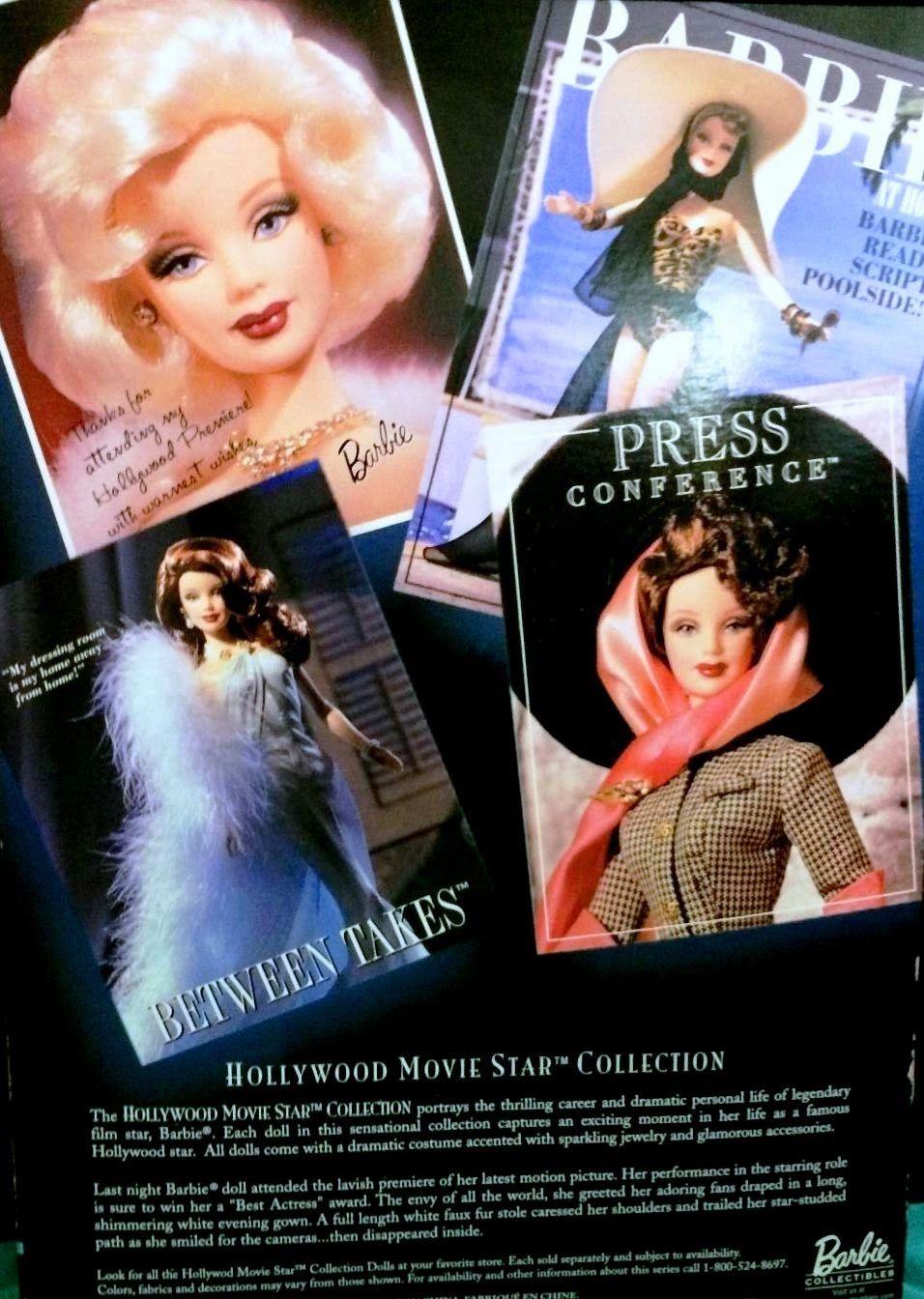 Barbie Hollywood Movie Stars, Mattel, 2000