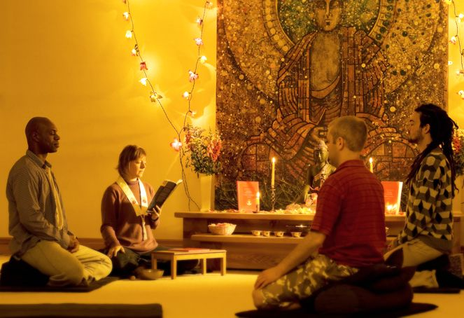 Sutra Reading| The Buddhist Centre