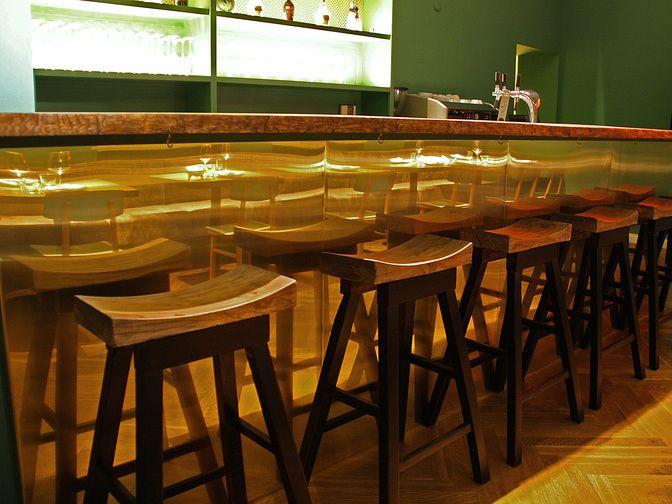 JoLee Korean Restaurant in Berlin Prenzlauer Berg.