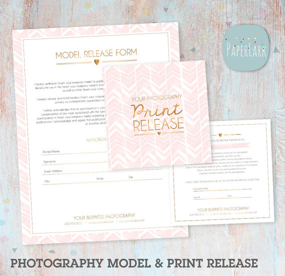 Photography Print Release And Model Release Photoshop  Funkyflash