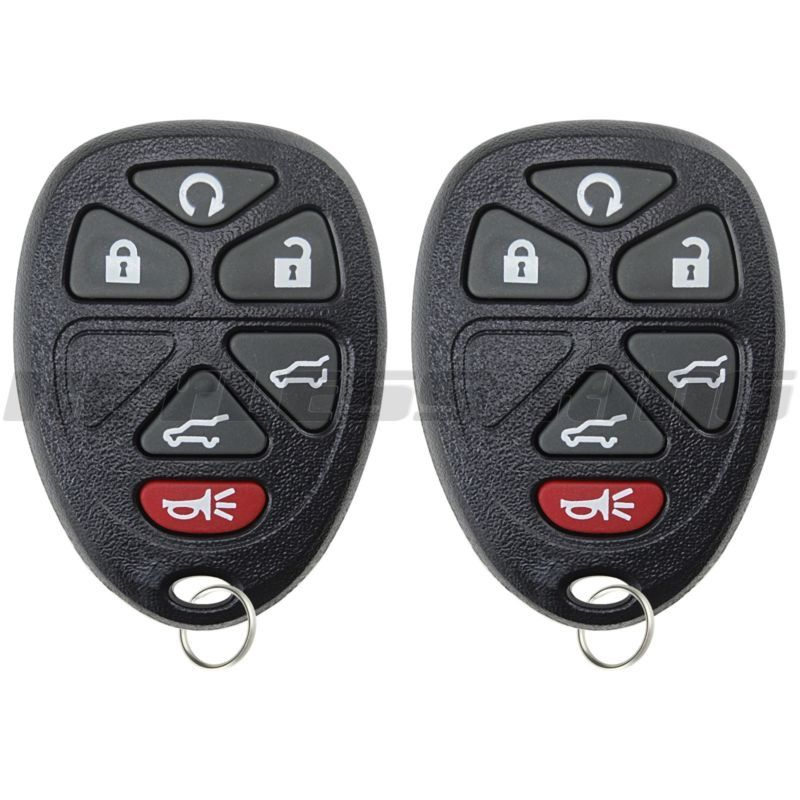 Details about 2 new remote start keyless entry key fob