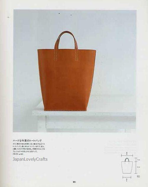 Bag Lesson - Umami, Yoshimi Ezura - Japanese Sewing Pattern Book for ...