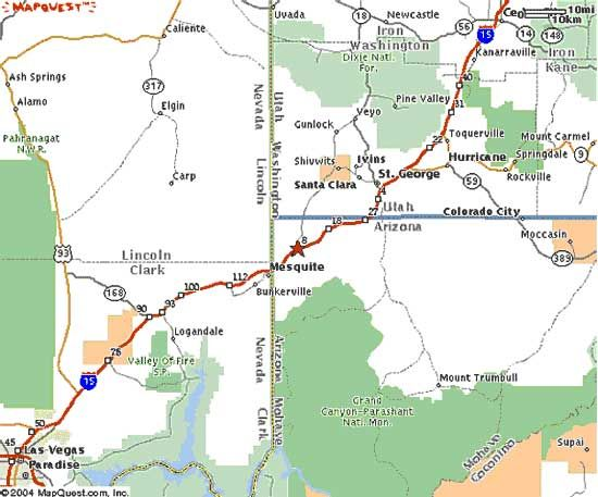 Map Of Arizona Strip.The Arizona Strip Map Utilities Now Available To Property The