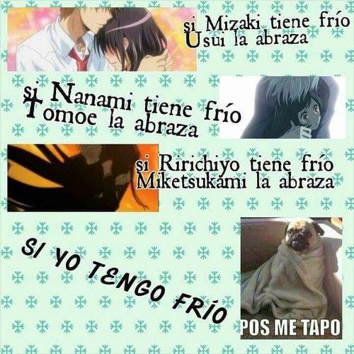 Resultado de imagen para frases graciosas de anime