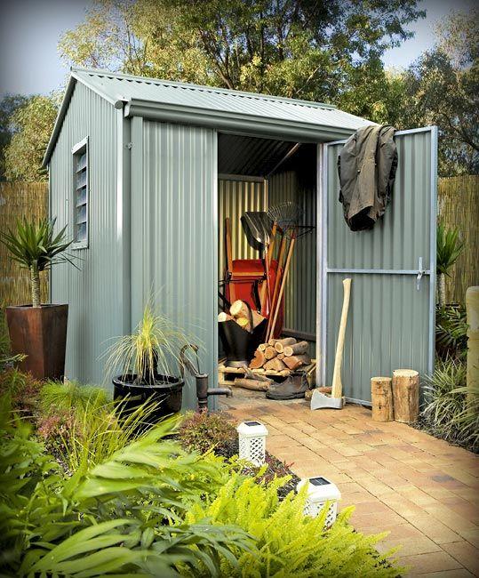Storage Sheds | Garden Shed | Handi-Heritage | Stratco | sheds