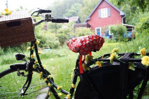 Was frau an einem Regentag machen kann?! | Julena's Wunderhaftigkeiten | Pimp your bike! | Hollandrad