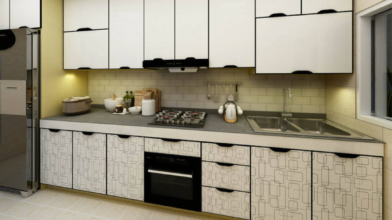 Aluminium Kitchen Cabinet Singapore Contractor Aluminium Kitchen Aluminum Kitchen Cabinets Kitchen Cabinets Singapore