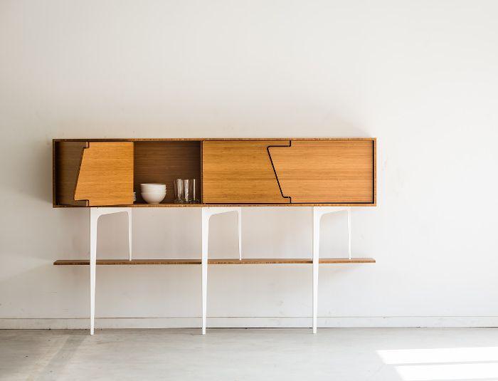 Neus Le Buffet Suspendu Par Sebastien Boucquey Arredamento Idee Per La Casa Mobili