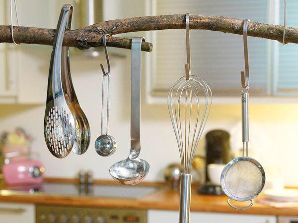 küchendeko - die schönsten diy-ideen   bäume, zweige und blog - Küche Deko Selber Machen