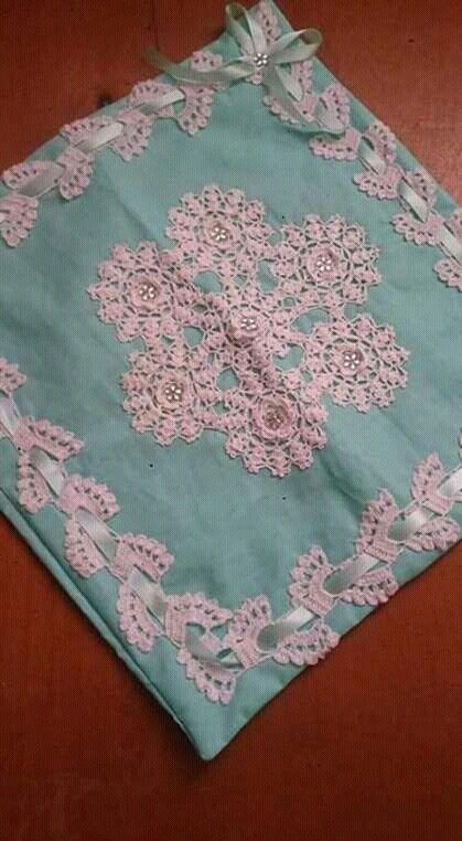 Épinglé par Sabouha OU sur Pikes crochet | Napperon crochet
