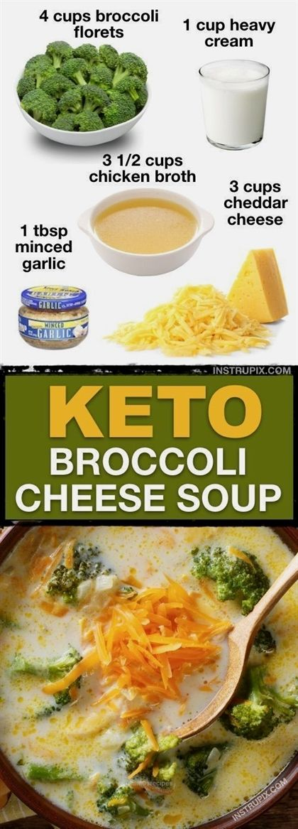 7 Easy Low Carb Soup Recipes Keto Friendly This Low Carb Gluten Free Broccoli Cheese Soup Is Th Low Carb Soup Recipes Keto Recipes Easy Keto Diet Recipes