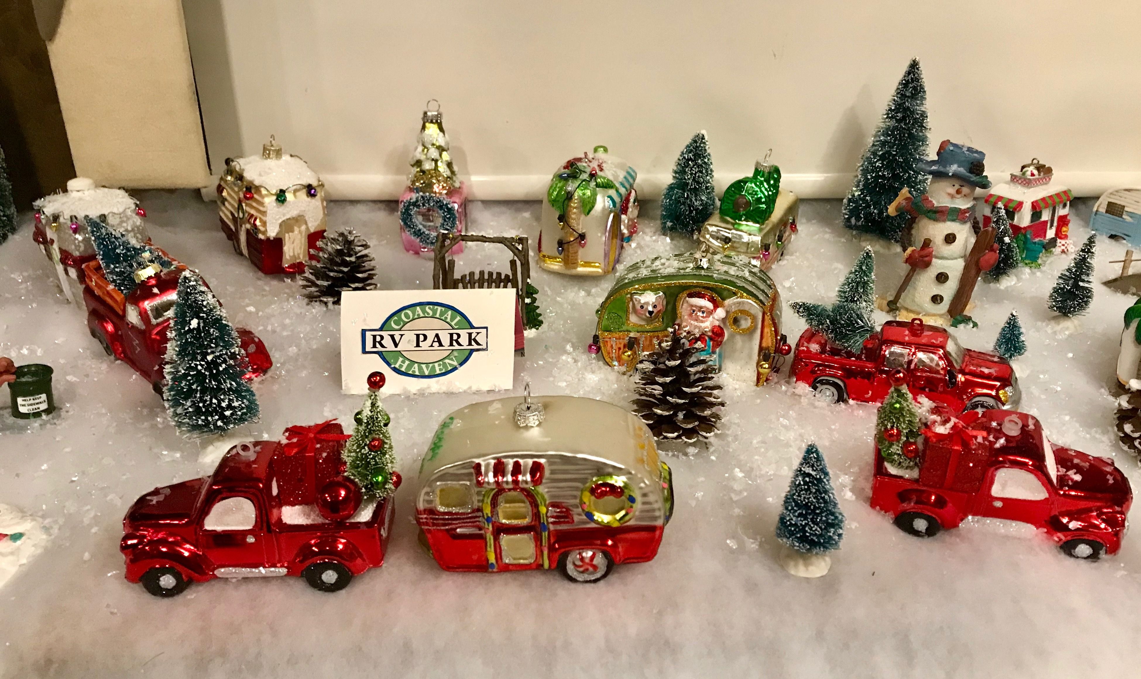 Pin by Theresa Livingston on My christmas camper decorations | Pinterest