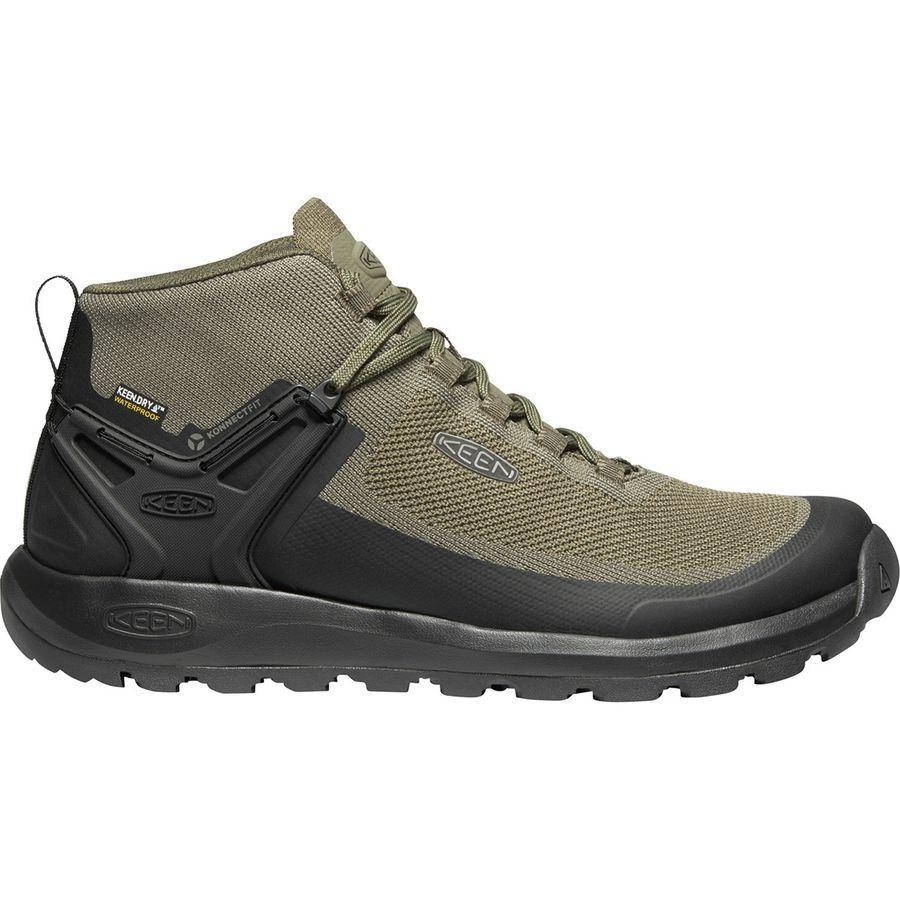 Keen Citizen Evo Waterproof Mid Boot Men S Best Hiking Shoes