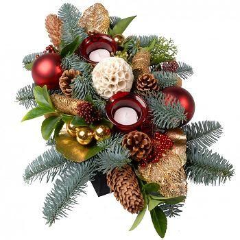 ideas para decorar la casa en navidad adornos navideos