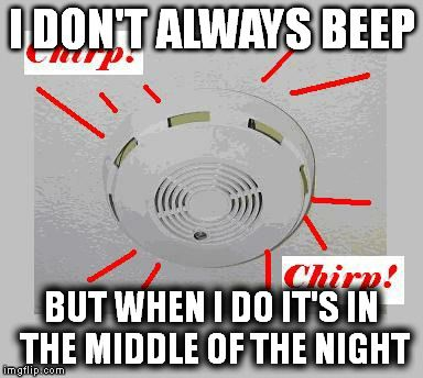 Image Tagged In Smoke Detector Chirp Smoke Detector Detector Fire Alarm