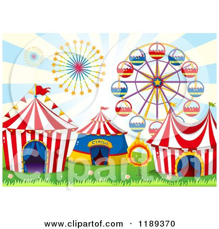 Pin by Miss Mitchell on Fairground in 2019   Circus ...
