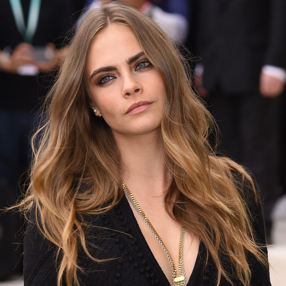 Cara Delevingne with bronde hair  Celebrities best bronde moments  Beauty