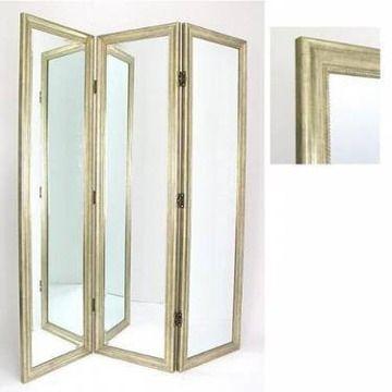 $350 MIRROR - Three way dressing mirror full length   I want that ...