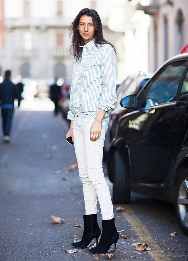 287ad30022 How to Wear Your Ankle Boots This Spring: A Visual Guide | WhoWhatWear