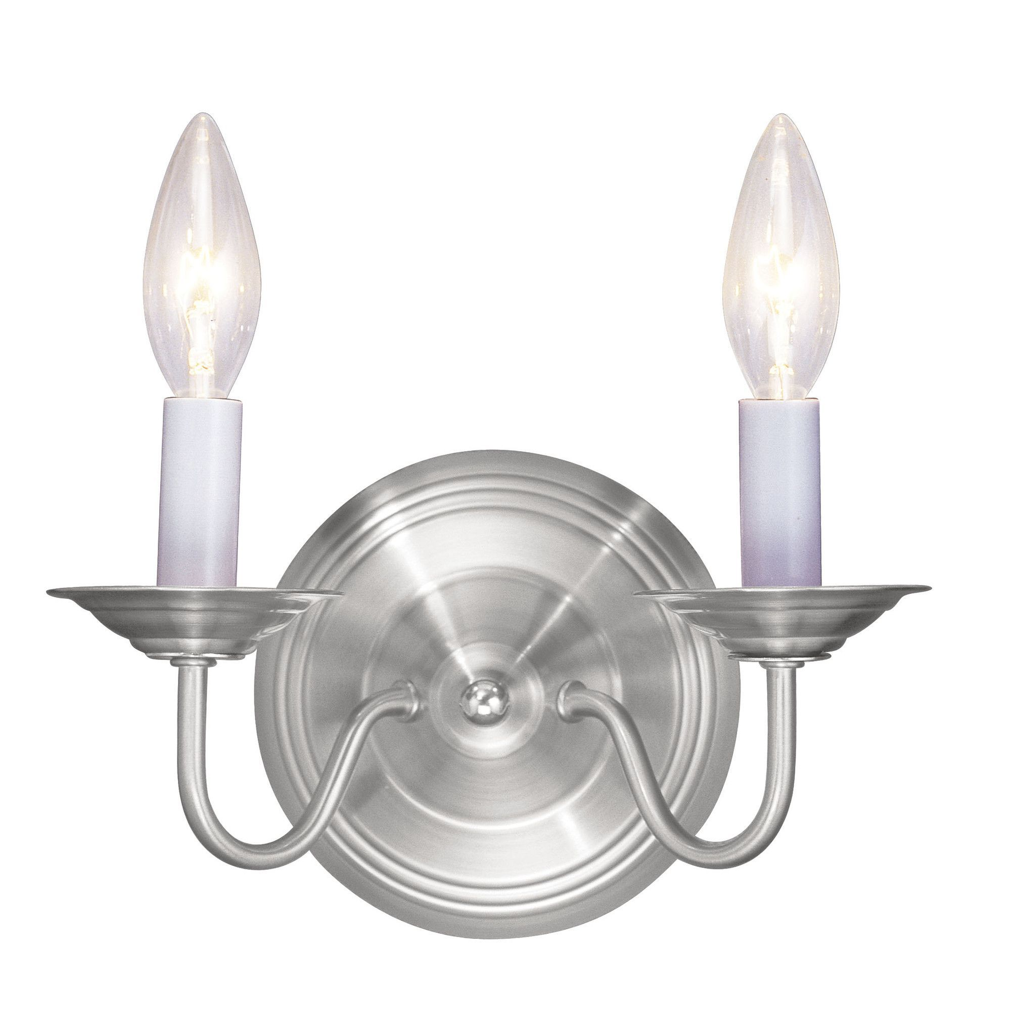 candle ideas sconce wall modern polished holder depot brushed chrome nickel mount full long of size bathroom home sconces