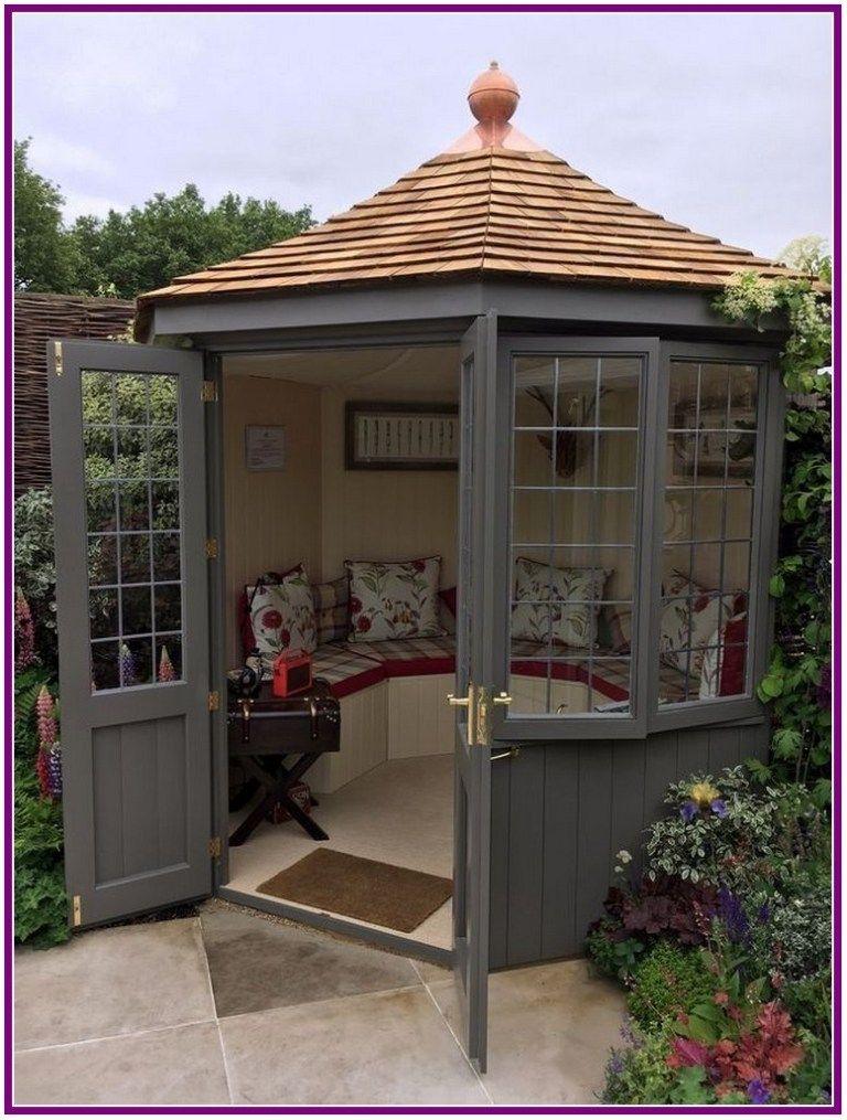 29+ Stunning Small Patio Garden Decorating Ideas ...