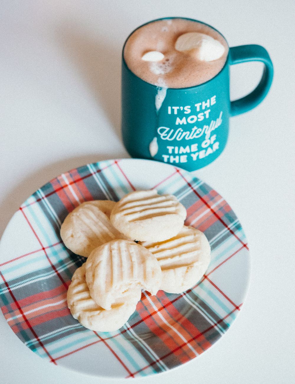 Vegan Whipped Shortbread Cookies - Liv B. #whippedshortbreadcookies