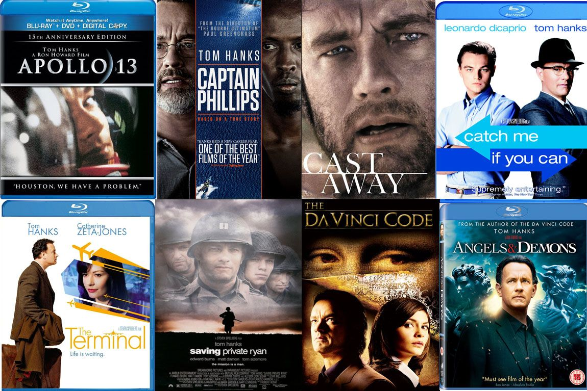 Image result for tom hanks movies